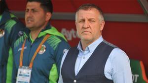 Bursasporda Mesut Bakkal dönemi başladı