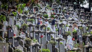 Çinde Ölüler Bayramı tatilinde rekor seyahat