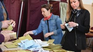 Bergamada CHP itiraz etti, AK Partinin oyu yükseldi
