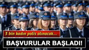 24. Dönem POMEM başvuru şartları ile gözler kadın polis alımı sürecinde
