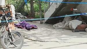 Çiftlikteki gübre çukurunda çocuk cesedi bulundu