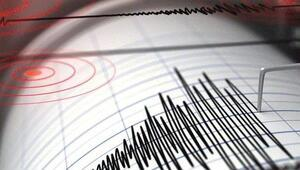 Elazığda 3.7 büyüklüğünde deprem