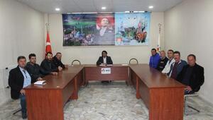 Umurbey Belediyesinde ilk Meclis toplantısı yapıldı