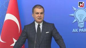 Ak Parti Sözcüsü Ömer Çelik, gündeme ilişkin değerlendirmelerde bulundu