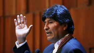 Evo Morales Türkiyeye geliyor