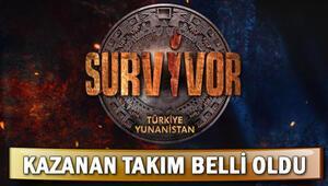 Survivorda ödül oyununu kimler kazandı