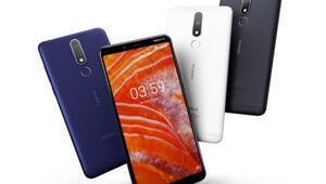 Nokia 3.1 Plus Türkiyeye geldi İşte özellikleri ve fiyatı