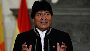 Bolivya Devlet Başkanı Morales Türkiyede