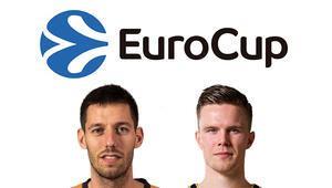 EuroCup final serisi başlıyor İlk maçın iddaada favorisi...