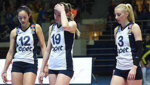 Sarı Melekler yarı finalde Avrupa'ya veda etti