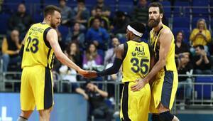Fenerbahçe Beko, evinde farklı kazandı