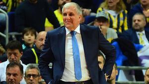 Zeljko Obradovic: Kolay bir maç olmadı