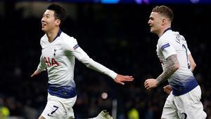 Tottenham 1-0 Manchester City