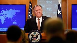 ABD Dışişleri Bakanı Pompeodan Sisi açıklaması