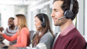 Logitechten açık ofisler için kablosuz kulaklık