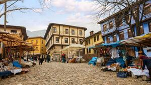 Bursada 700 yıllık Osmanlı köyü Cumalıkızık