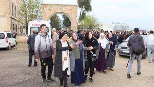 Düzcedeki kazada ölen 6 kişi Mardinde toprağa verildi