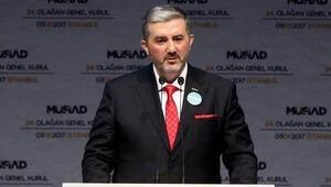 MÜSİAD Başkanı Kaan: Dönüşüm Adımları Paketi kabuk değişiminin ilk safhası