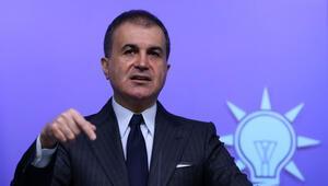 AK Parti Sözcüsü Ömer Çelik: Medya sahiplerini tehdit nefret suçuna girer