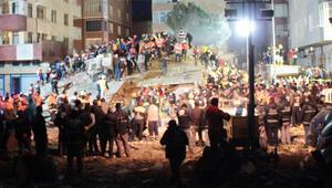 Kartaldaki çöken binaya ilişkin iddianame kabul edildi