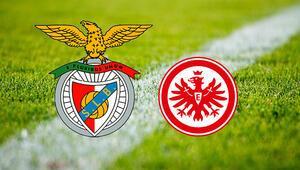 Benfica Eintracht Frankfurt maçı ne zaman saat kaçta ve hangi kanalda
