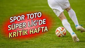 Bu hafta hangi maçlar var Spor Toto Süper Lig 28. hafta maç programı