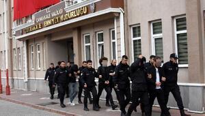 Çanakkalede suç örgütü çökertildi: 13 gözaltı