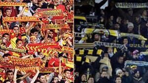 Passolig Kart Liginde Galatasaray, seyircide Fenerbahçe