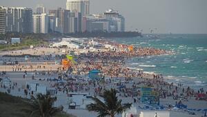 Dünya karması gibi: 36 saatte Miami sahili