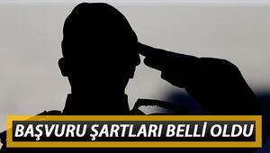 Jandarma ve Sahil Güvenlik Komutanlıklarına subay alımı için ön başvurular başladı Başvuru şartları neler