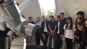 Teleskoplar Mars'a dönecek