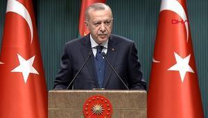 Son dakika... Cumhurbaşkanı Erdoğan: Sudanın süreci barış içinde atlatması en önemli temennim