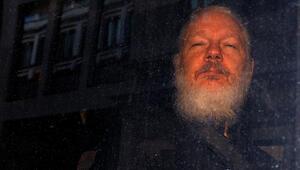 Son dakika... Wikileaks kurucusu Assange tutuklandı