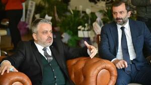 AK Parti Bursa İl Başkanlığından Başkan Işıka ziyaret
