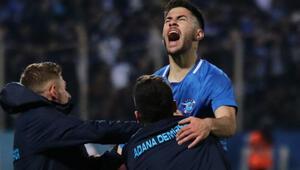 Erteleme maçında Adana Demir zaferi