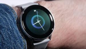 Samsung Galaxy Watch Active için güncelleme yayında