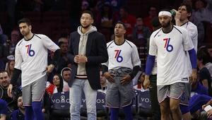 Play-off heyecanı Philadelphia 76ers ile başlıyor