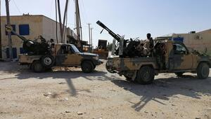 Libyada Hafter güçlerinden Zuvaraya hava saldırısı