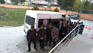 Amasyada, 2 FETÖ şüphelisine tutuklama