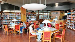 Dünyayı taşıyan sayfalar En iyi 10 kütüphane...