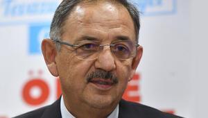 Özhaseki: Seçim sonuçlarının Ankaramıza hayırlı olmasını diliyorum
