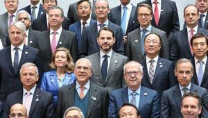 Bakan Albayraktan G-20 Zirvesi paylaşımı: Türkiyenin tezlerini ortaya koyduk