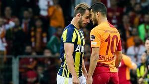 G.Saray ligde 13 maçtır yenilmiyor, F.Bahçe ise Kadıköyde...