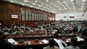 Yemende Meclis 2015ten bu yana ilk kez toplandı