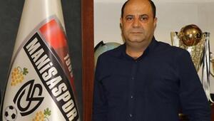 Manisaspor Başkanı Baygeldi: Ligden düşürülmeyle ilgili...
