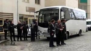 Uşakta suç örgütü operasyonda 7 tutuklama