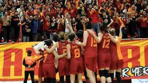 Galatasaray, Canik Belediyesporu rahat geçti