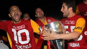 Felipe Melo: Kupa kaldırdığımız yerdesiniz