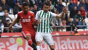 Konyaspor 1-1 Sivasspor