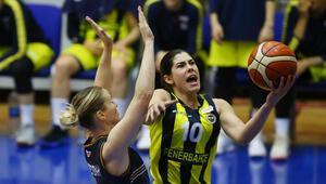 Fenerbahçe, normal sezonu 2. tamamladı